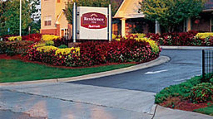 Exterior view Residence Inn Chantilly Dulles South
