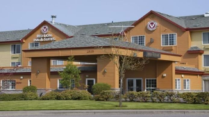Buitenaanzicht RED LION INN AND SUITES MCMINNVILLE