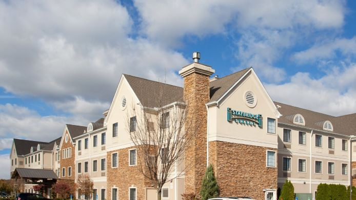 Exterior view Staybridge Suites COLUMBUS-AIRPORT