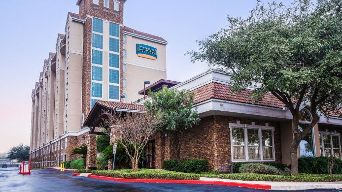 Buitenaanzicht Staybridge Suites SAN ANTONIO-AIRPORT