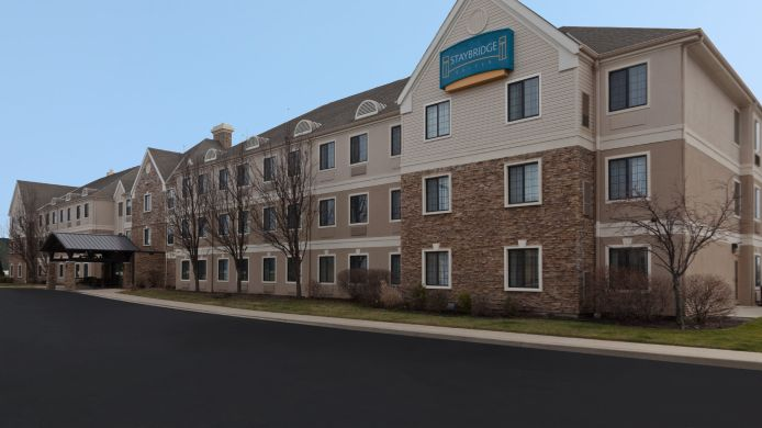 Exterior view Staybridge Suites SPRINGFIELD-SOUTH