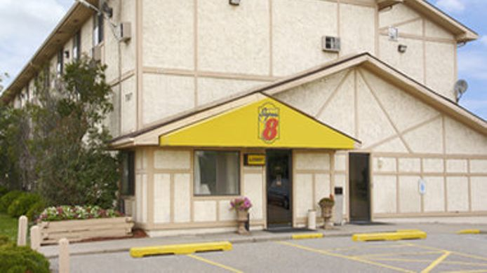 Exterior view SUPER 8 WYOMING GRAND RAPIDS A