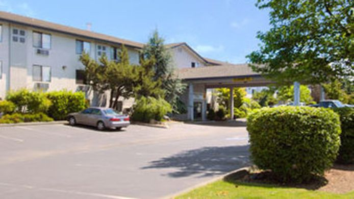 Exterior view COUNTRY INN & SUITES SEATTLE