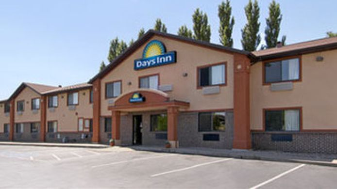 Exterior view DAYS INN CLEARFIELD