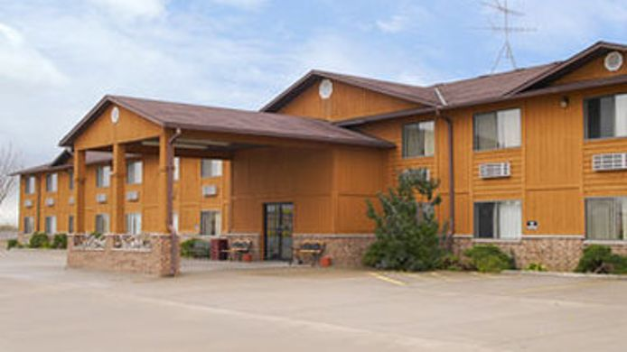 Exterior view SUPER 8 MARSTON-NEW MADRID