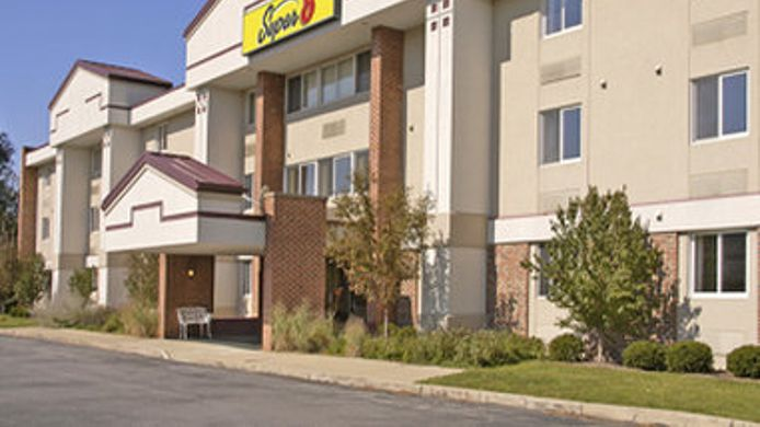 Exterior view SUPER 8 MOTEL - STATE COLLEGE