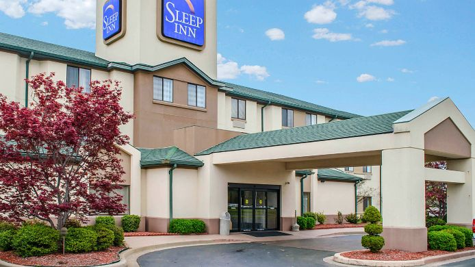 Exterior view Sleep Inn Owensboro