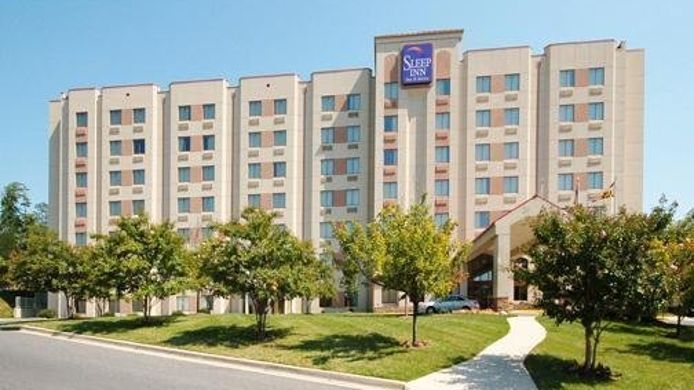 Exterior view BEST WESTERN PLUS BWI APT N