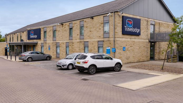 Exterior view TRAVELODGE LEEDS BRADFORD AIRPORT