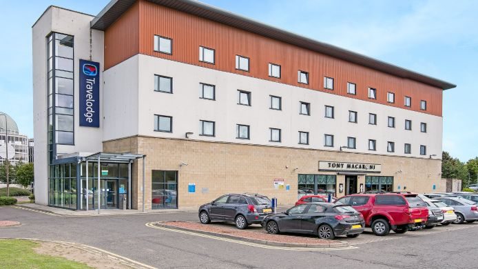 Buitenaanzicht TRAVELODGE LIVINGSTON - LIVINGSTON