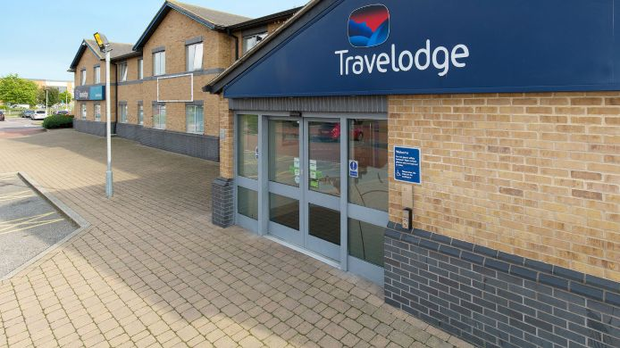 Exterior view TRAVELODGE SCUNTHORPE