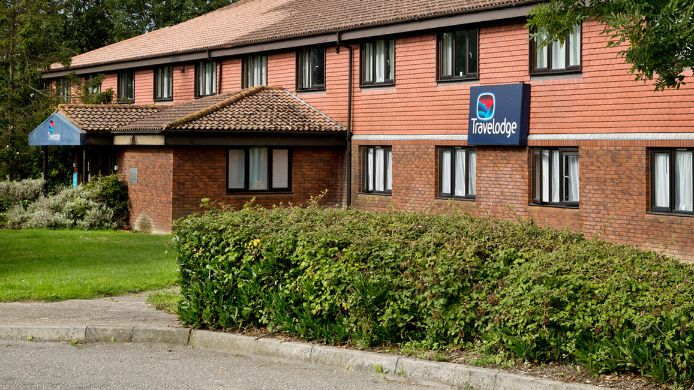 Buitenaanzicht TRAVELODGE HELLINGLY EASTBOURNE