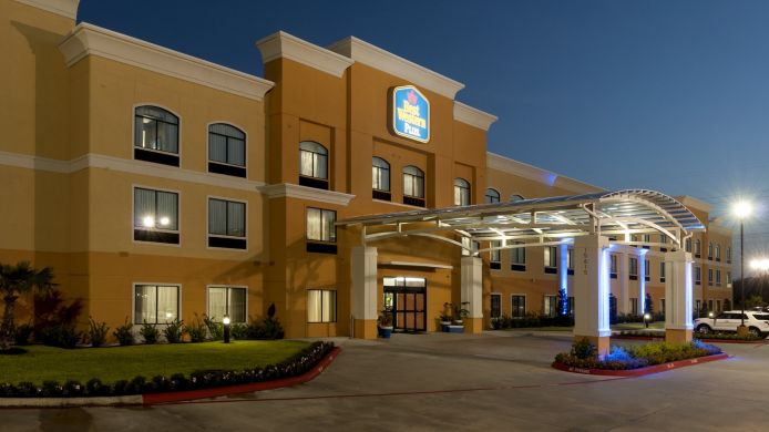 Exterior view BEST WESTERN PLUS JFK INN STS