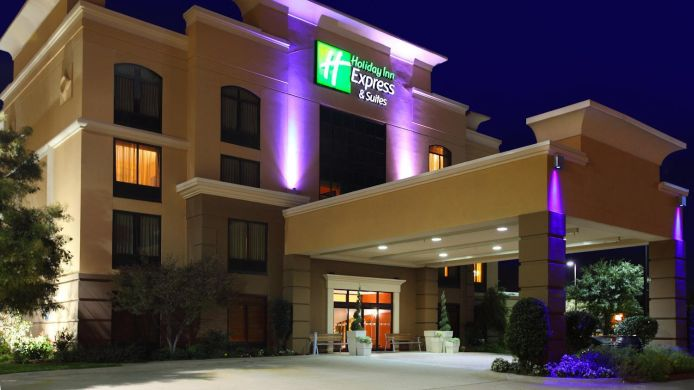 Buitenaanzicht Holiday Inn Express & Suites TYLER SOUTH