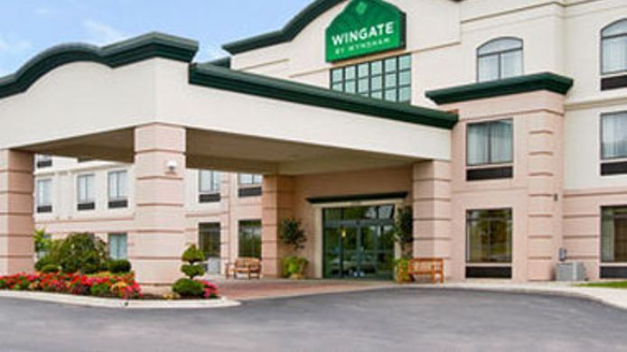Exterior view WINGATE BY WY FLINT MI