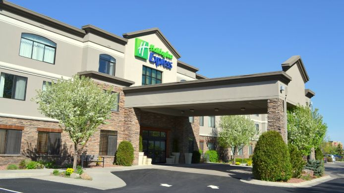 Buitenaanzicht Holiday Inn Express & Suites BOZEMAN WEST