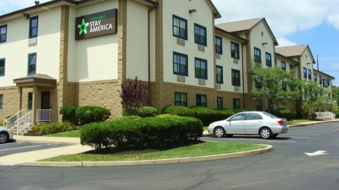 Exterior view EXTENDED STAY AMERICA EDISON R