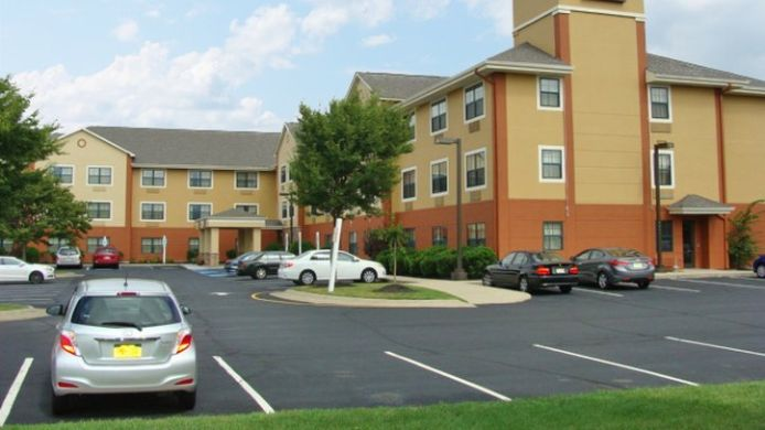 Buitenaanzicht EXTENDED STAY AMERICA SOMERSET