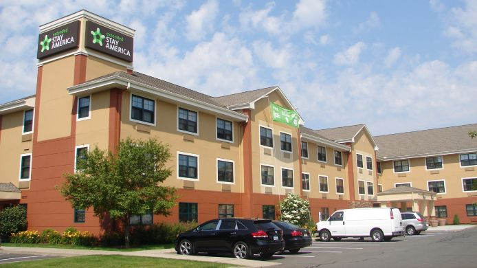 Exterior view EXTENDED STAY AMERICA MERIDEN