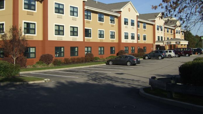Exterior view EXTENDED STAY AMERICA FOXBORO