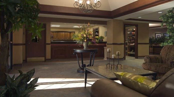 Lobby HYATT house Parsippany East
