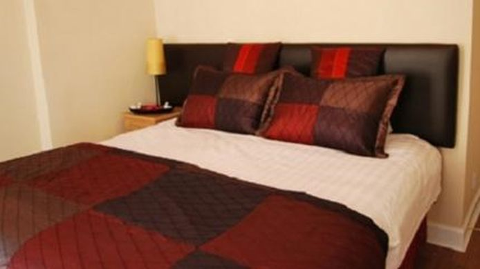 Double room (standard) Stay Edinburgh City Apartments