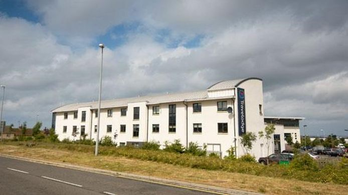 Exterior view TRAVELODGE AYR
