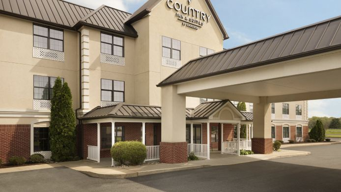Exterior view COUNTRY INN SUITES SALISBURY