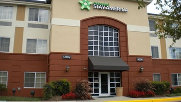 Exterior view EXTENDED STAY AMERICA CHANTILL