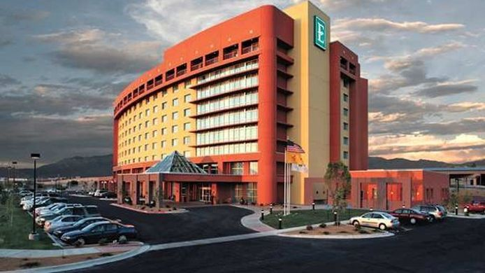 Exterior view Embassy Suites by Hilton Albuquerque Hotel - Spa
