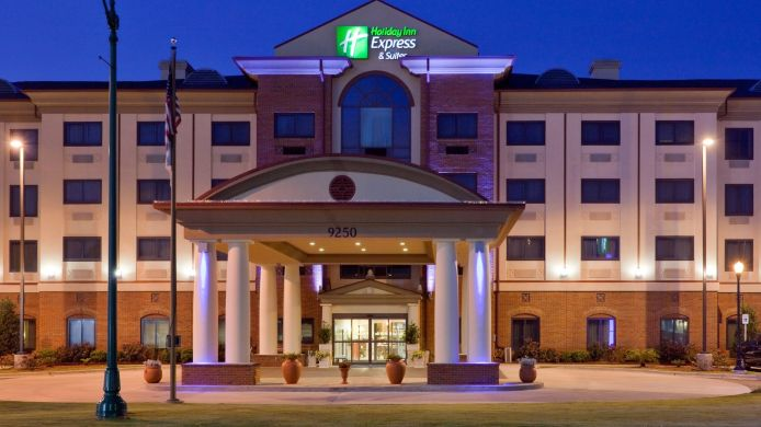 Buitenaanzicht Holiday Inn Express & Suites MONTGOMERY E - EASTCHASE