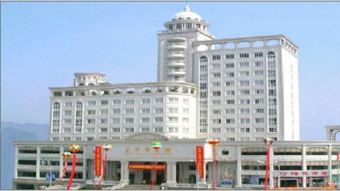 Exterior view Light Grand Hotel Former:Hongsheng Grand Hotel