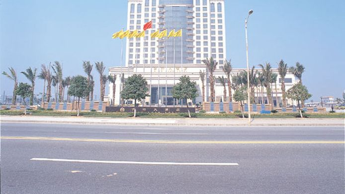 Exterior view MING XUAN HOTEL