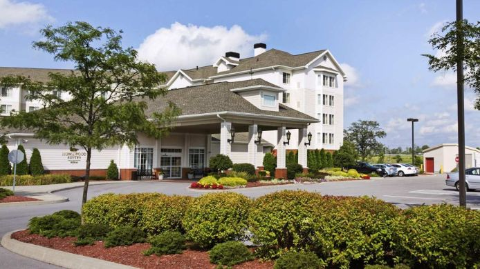 Exterior view Homewood Suites by Hilton Buffalo-Amherst