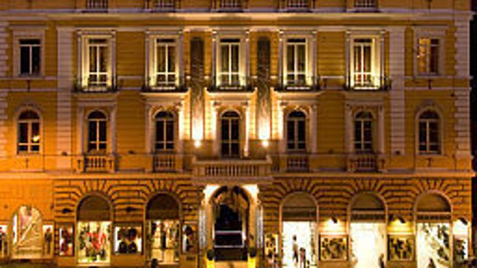 Exterior view La Griffe Roma MGallery by Sofitel