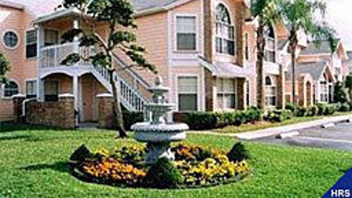 Exterior view Fl Holiday Villas Kissimmee