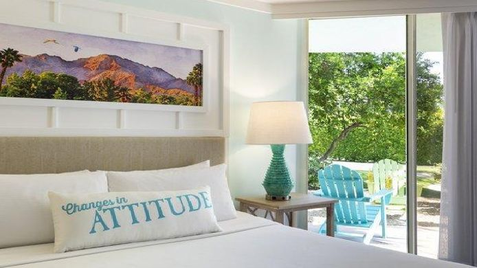 Exterior view The Riviera Palm Springs a Tribute Portfolio Resort