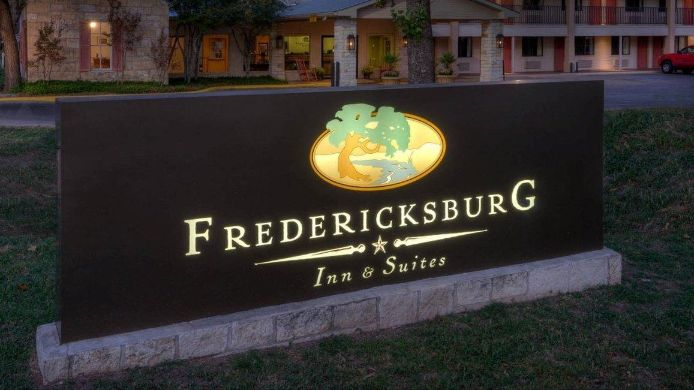 Exterior view FREDERICKSBURG INN AND SUITES