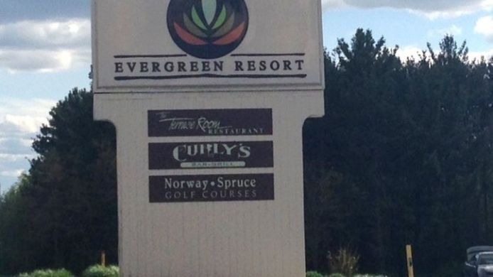 Exterior view EVERGREEN RESORT