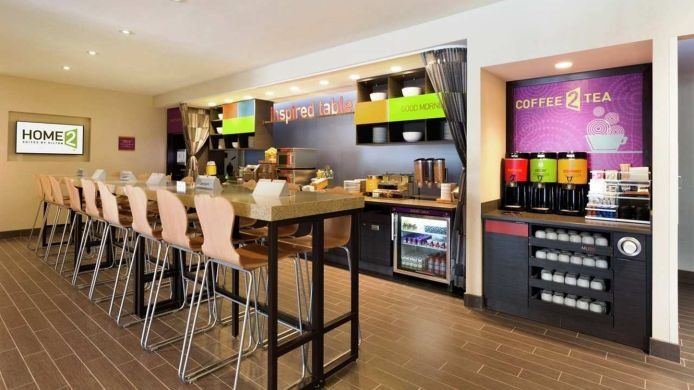 Restaurant Home2 Suites by Hilton Baltimore Downtown MD