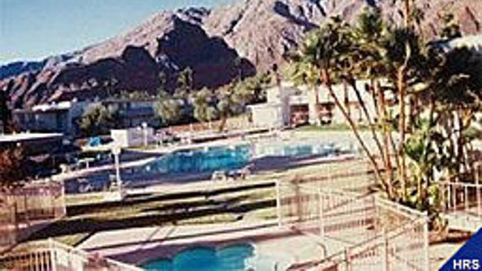 Buitenaanzicht DAYS INN PALM SPRINGS
