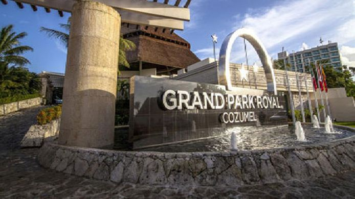 Exterior view PARK ROYAL COZUMEL ALL INCLUSIVE