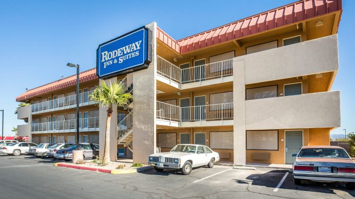 Exterior view Rodeway Inn & Suites Needles