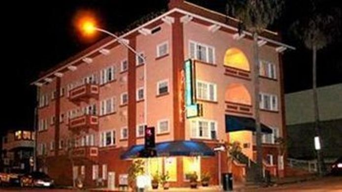 Exterior view HARBORVIEW INN AND
