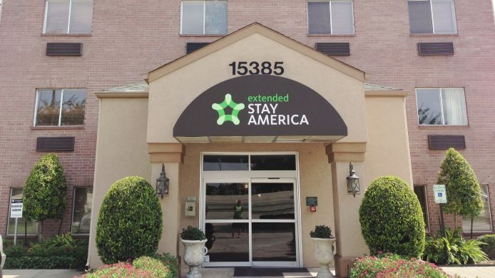 Buitenaanzicht EXTENDED STAY AMERICA ENERGY C