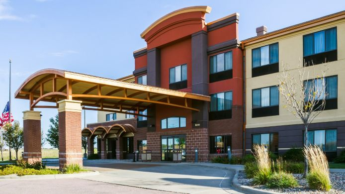 Exterior view Quality Inn & Suites