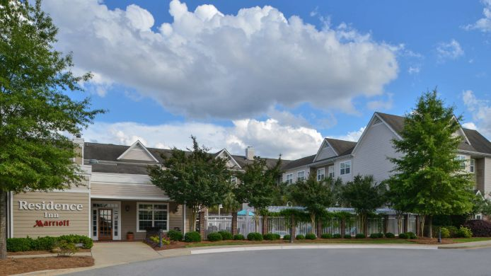 Exterior view Residence Inn Columbia Northeast
