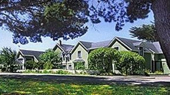 Hotelhal HILL HOUSE INN MENDOCINO