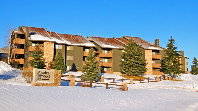 Exterior view POWDERWOOD RESORT