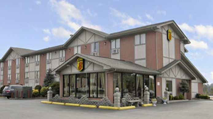Exterior view SUPER 8 CORBIN-LONDON KY